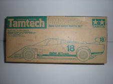VINTAGE TAMIYA R/C BMW GTP 1/24TH TAMTECH SCALE BODY SET NIB NIP  2613!