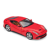 Ferrari Race & Play F12 Berlinetta Red Diecast Racing Sports Vehicles Car Model