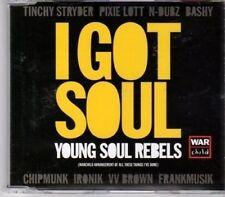 (BU380) I Got Soul, Young Soul Rebels - 2009 DJ CD