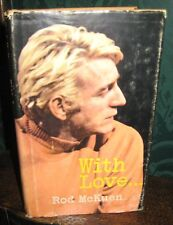 With Love... Love Poems by Rod McKuen 1970