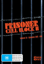 PRISONER - CELL BLOCK H - VOLUME 13 - EPISODES 385-416 (8 DVD SET) NEW! SEALED!!