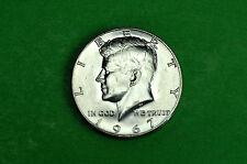 1967-P Choice  BU  Mint State  Kennedy  SILVER  Half  Dollar (40% Silver)