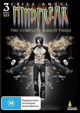 Criss Angel - Mindfreak : Season 3 (DVD, 2009, 3-Disc Set)