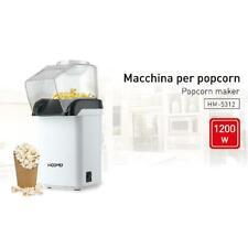 Machine à Popcorn 1200W Hoomei Électroménager