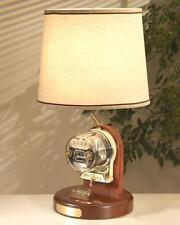 OPERATING ELECTRIC WATTHOUR METER LAMP - OB-SH DELUXE EDITION