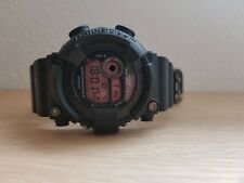 Casio g shock FROGMAN Dw-8200-1jf Master of G REAL BLACK