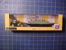 M2 1/64 AUTO-HAULERS SERIES '56 MERCURY COE & 1949 MERCURY LIMO GOLD CHASE! NISP