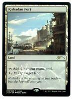 Rishadan Port - FOIL - Judge Rewards Promos - MTG Magic - NM/EX