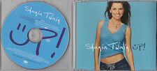 RARE MAXI ENHANCED CD SINGLE 3T + VIDEO SHANIA TWAIN UP DE 2004 TBE
