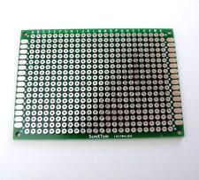 Plaque PCB prototype double face 5x7 cm Double Side Board PCB DIY Prototype