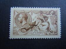 Gran Bretagna 1912 R.G.V. Rarissimo perfetto francobolli nuovo M.N.H**   RRR (1)