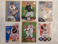 """1998 Topps Roy """"Doc"""" Halladay Prospects Rookie Card RC #264 Blue Jays+ Phillies."""