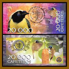 """El Club De La Moneda 20,000 Cafeteros, 2016 """"D"""" Series Gren jay"""