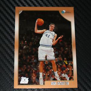 1998/99 Topps - Dirk Nowitzki - Rookie