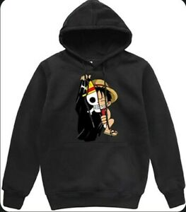 One Piece Anime Hoodie for Teens