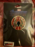 NYCC 2019 EXCLUSIVE IRON SPIDER-MAN PIN AVENGERS ENDGAME NEW YORK COMIC CON