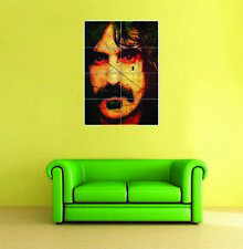Frank Zappa Music Legend Weird Cool Giant Picture Art Print New Poster