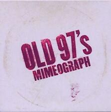 Old 97's - Mimeograph (NEW CD EP)