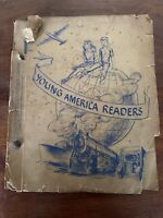 Young America Readers Magazine Book 1947 1948 Vintage