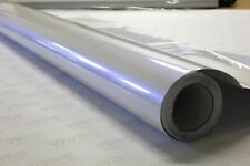 "Pearl white gloss 50ft x 60"" car wrap vinyl air free adhesive sticker decal film"