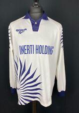Vintage 90's Reebok Long Sleeve Soccer Jersey Men's Size XL Rare Football Shirt