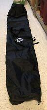 K2 Double Ski Bag (Black with White Logo) Non-Roller