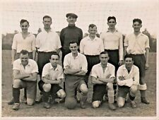More details for 1950s or 60s group photograph of a football team in the chichester area !