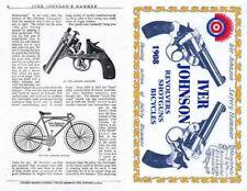 Iver Johnson 1908 Firearms Catalog