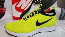 Nike Air Zoom Mariah Flyknit Racer Volt Mens Running Shoes 918264-700  size 15