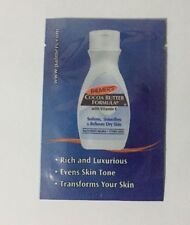 PALMERS COCOA BUTTER FORMULA 3 x 5ml Satchets Great for Rough, Dry Skin Only 99p