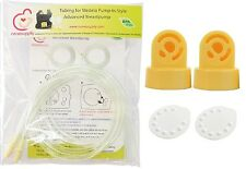 2Tubing 2Valves 2Membranes  for Medela pump in style replace Medela tubing valve
