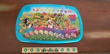 Leap Frog Touch Magic Counting Train Electronic Learning Numbers Music - Tested