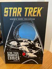 H/B STAR TREK graphic novel - Volume 19 - MARVEL COMICS - part 2