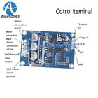 DC 12-36V 20A 500W Brushless Motor PWM Balanced Controller Hall Driver Board Kit