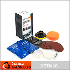 Professional DIY Headlight Lens Restoration Kit -removes yellow stain/oxidation