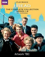 Bread: The Complete Collection Series 1-8 (16 DVD Discs, 2014)
