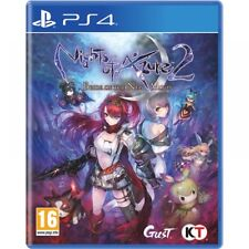 & Nights of Azure 2 Sony PlayStation 4 Ps4 Game