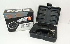 Genuine Super B Allen Torque Wrench Set, TB-TW10 (10Nm), 3/4/5/6/8mm, Brand New