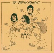 The Who Numbered Vinyl Records