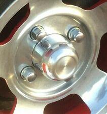 4x WOLFRACE SLOTMAG ALLOY WHEEL WHEELS CENTRE CENTER CAPS SLOT MAG + TURBO 65mm