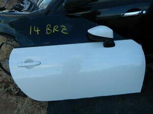 TOYOTA 86 SCION FRS SUBARU BRS FRONT RIGHT PASSENGER SIDE DOOR RH-COLOR