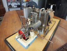 Model Marine Steam Engine Plant.