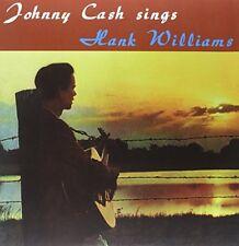 Johnny Cash Sings Hank Williams Vinyl LP