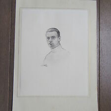 GRAVURE 1935 LUCIEN GAUDIN