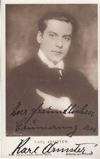 Karl Armster - Leiser-Verlag Nr. 2641 - auch Oper - original signiert