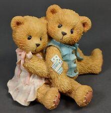 Cherished Teddies ~ Seth and Sarabeth - We're Beary Good Pals (128015) *Mint*