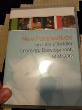 New Perspectives on Infant/Toddler Learning, Development