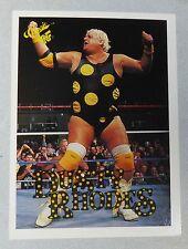 Dusty Rhodes 1990 Classic WWF Card 150 WWE NXT NWA Hall of Fame Wrestling Legend