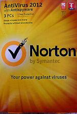 Symantec Antivirus Anti-Spyware Software