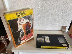 Andere Beten - Django Schießt, VHS Toppic Video seltene Erstauflage